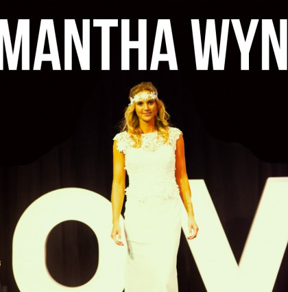 Samantha Wynne Catwalk